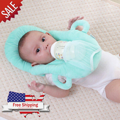 Infant Feeding Pillow Safety Baby Protective Cushion Milk Pillow Nursing Bedding