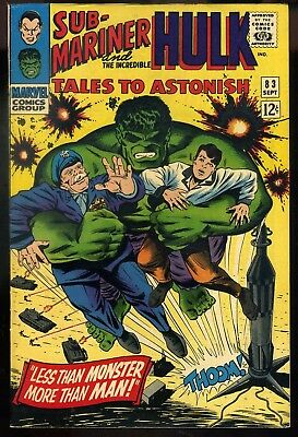Tales to Astonish #83 VF