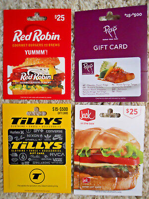 Gift Cards, Collectible, unused, new,  with backing, no value on the cards  (ZF)