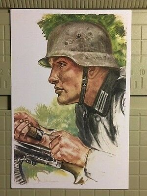 REICH/ NAZI/ WW2 - SALE LOT FINAL! Buy any 2 REPRO Postcards get 3rd FREE! 58AX