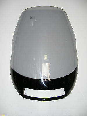 Honda PC800 PACIFIC COAST TALL AND WIDE SCREEN CLEAR OR GREY