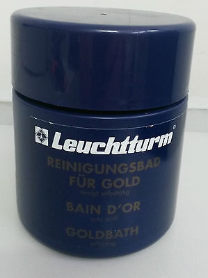 Lighthouse Coin Cleaner for Gold Coins 200ml