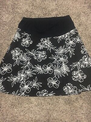A Line Maternity Skirt Sz Large
