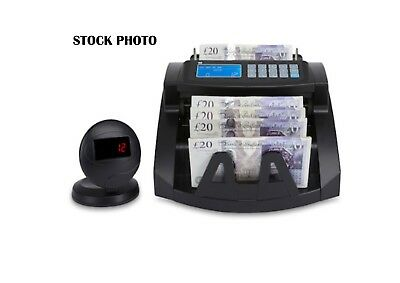 Banknote Money, Currency Counter, Fake Note Detector Cash Counting Machine