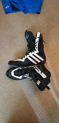 Adidas boxing boots - worn Scally / Gay interest