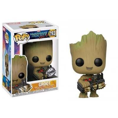 POP! Marvel - POP! Marvel - Guardians Of The Galaxy Vol.2 #263 Groot with Bomb