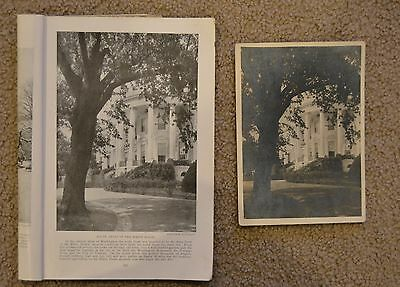 1915 ERNEST CRANDALL RARE published Washington DC 54 Photos Capitol Smithsonian