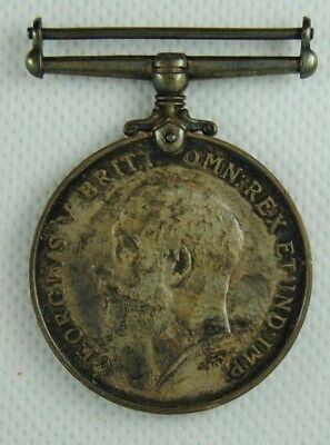 World War I 1918 Service Medal With Clasp.