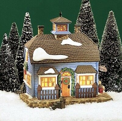 "Dept. 56, Heritage Coll., New England Village Series, ""Chowder House"""