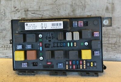 vauxhall astra fuse box 13206748gu astra mk5 1 7 cdti front fuse box 2006