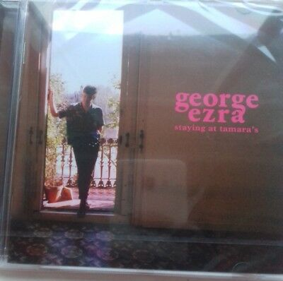 George Ezra - Staying At Tamara's Cd Album New Sealed