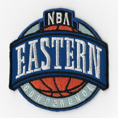 NBA National Basketball Association Eastern Iron on Patches Embroidered Patch