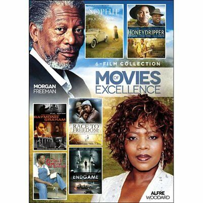 6-Film Collection: Movies of Excellence Volume 4 DVD Charles S Dutton