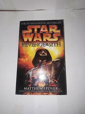 Star Wars: Episode III: Revenge of the Sith by Matthew Stover (Paperback, 2005)