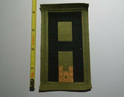 Extremely Rare WWI 1st Army Engineers Liberty Loan Style Patch. RARE!