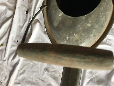 Vintage Galvanized OLD Watering Can Garden Display Decor