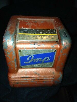 Imp Trade Stimulator Ball Gum Vendor Bar Saloon Entertainmen Like A Slot Machine