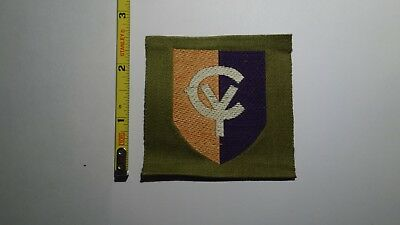 Extremely Rare WWI 38th Cyclone Division Liberty Loan Style Patch!  RARE!!!