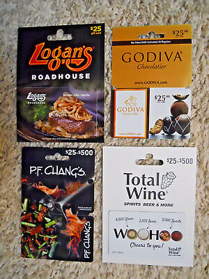 Gift Cards, Collectible, unused, new,  with backing, no value on the cards  (ZI)