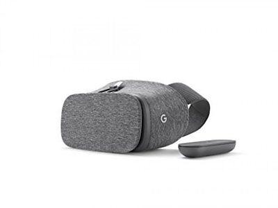 Google Daydream View Virtual Reality VR Headset Slate GA9A00001 Smartphone