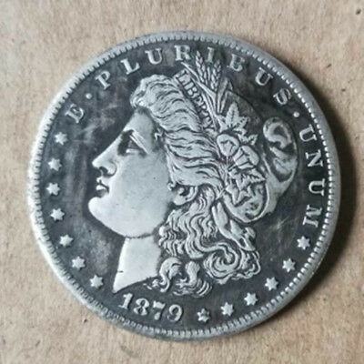 1879 USA  Morgan Silver Dollar Collection Commemorative