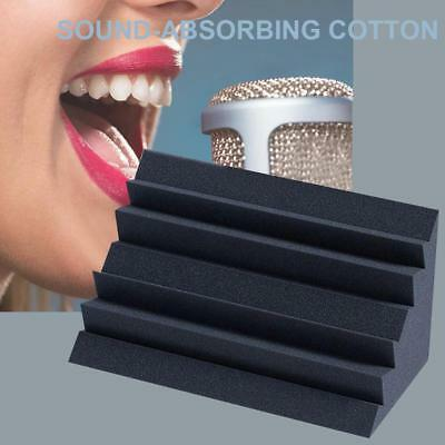 12cm*12cm*25cm Corner Bass Trap Acoustic Foam Studio Treatment