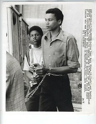 BLACK PANTHER PARTY 1969 TORTURE MURDER USA DENVER  photo