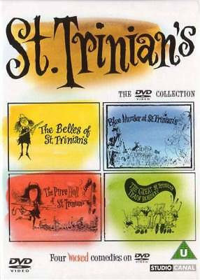 St. Trinians 4 Classic Movies Dvd Collection Box Set