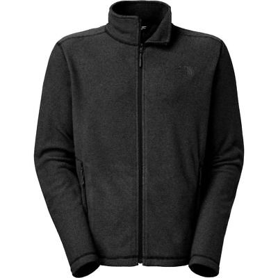 The North Face Men s Texture Cap Rock Full Zip Jacket TNF Black Texture L 84be96a31d5c
