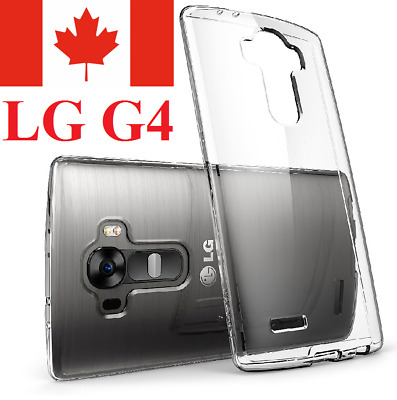 For LG G4 Case - Crystal Clear Gel Ultra Thin Soft TPU Transparent Cover