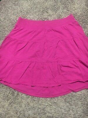 Old Navy Hot Pink Maternity Skirt Size Large