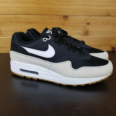 air max 1 black white bone