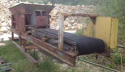 Conveyor And Hopper