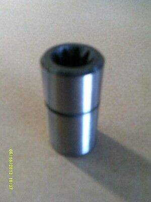 9 Tooth Replacement Forklift Motor Spline Plug 25mm x 25mm