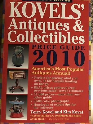 Kovels' Antique & Collectibles Price Guide 2010