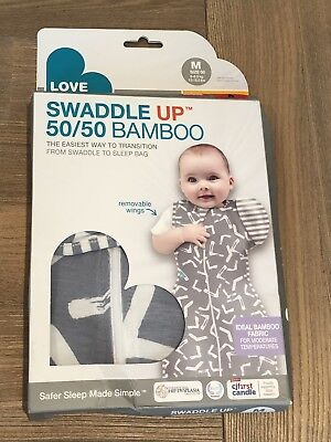 Love To Dream Swaddle 50/50 Bamboo