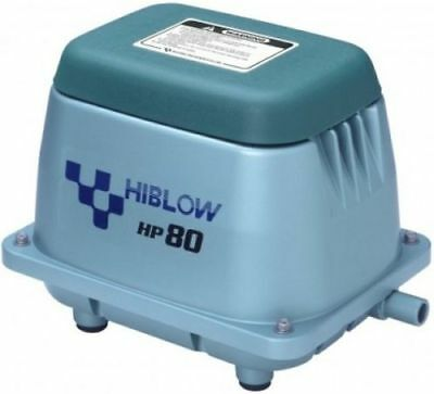 Hp 80 Airator Blower Suits All Septic Awts Systems