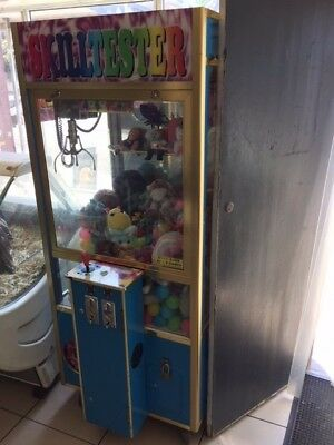 Skill Tester vending Machine refurbished and sited