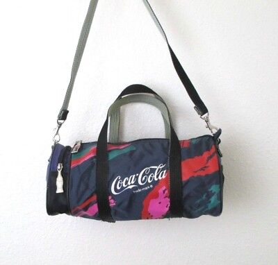 Coca-Cola Brand Sports Bag Laptop Shoulder Multi-Color