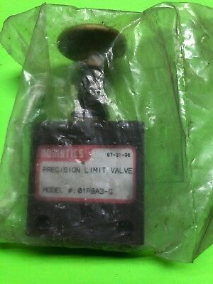 Numatics 01PBA3-G Precision Limit Valve