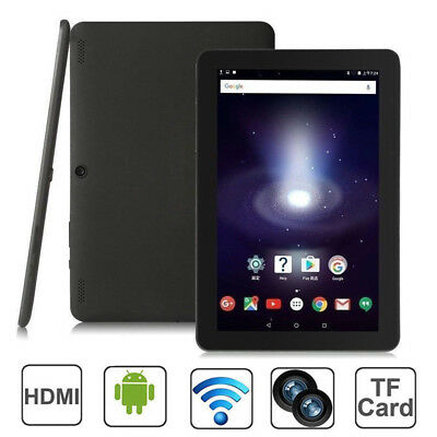 """10.1"""" Inch Tablet PC Android 6.0 Quad-core Google 32GB Wifi + Dual Camera GPS"""