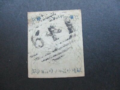 NSW Stamps: 2d Blue Sydney Views Used numeral cancel   (R297)