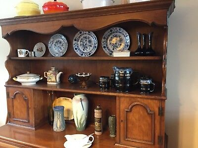 Cherry Dining Room China Cabinet Hutch Buffet By Morganton