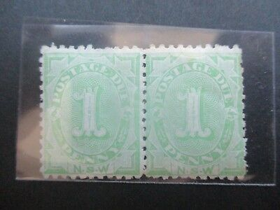 NSW Stamps: Postage Dues Mint - Rare - Great Item    (F38)