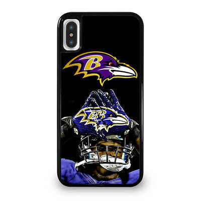 BALTIMORE RAVENS FOOTBALL iPhone 5/5S/SE 6/6S 7 8 Plus X/XS Max XR Case Cover