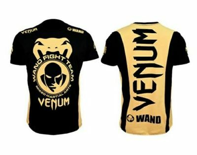 Venum MMA T-Shirt Kick Boxing UFC Cage Fighting Gr. XL Neuware