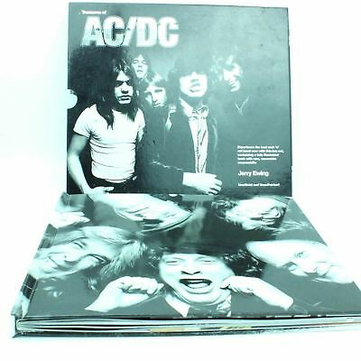 The TREASURES of AC/DC Unofficial and Unauthorized Rock n Roll Box Set Book ETC