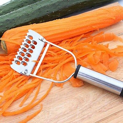 Multifunction Stainless Steel Potato Grater Julienne Peeler Home Kitchen Tools