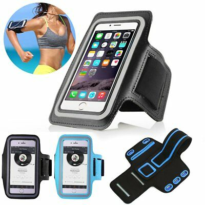 Armband Case Sports GYM Running Exercise Arm Band Holder For iPhone 8 7 Plus 6S