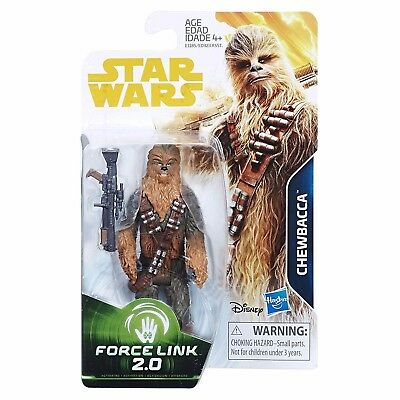 Solo A Star Wars Story Force Link 2.0 Chewbacca Action Figure Hasbro 10 Cm
